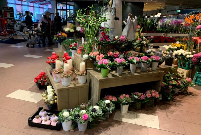 Blumen in Oberhausen