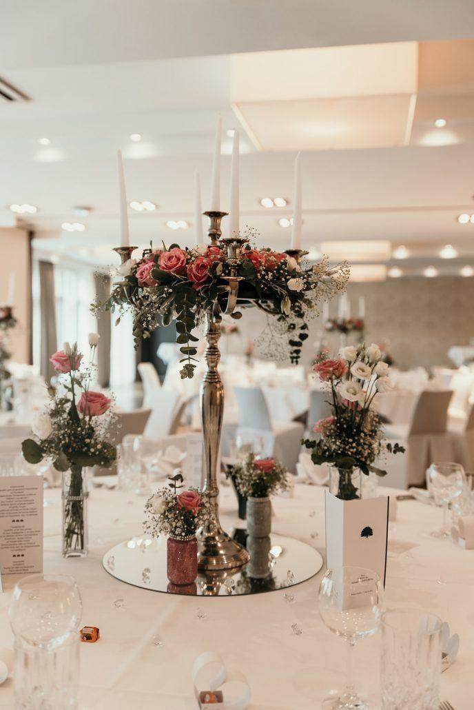 Dekoration Kerzenständer