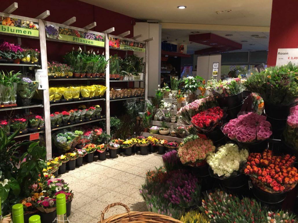 Unsere Standorte - Blumen & Deko in NRW   Blumen Spangenberg